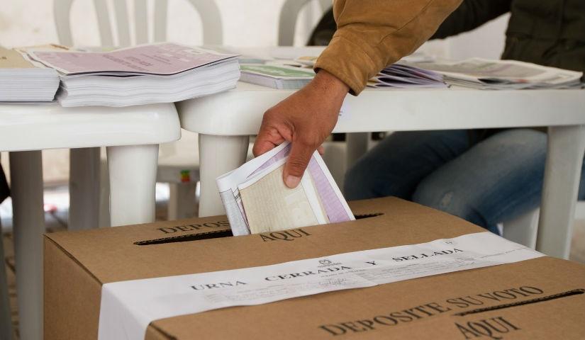 Así votarían hoy las principales ciudades del país en las elecciones regionales