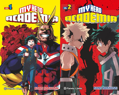My Hero Academia Boku no Hero