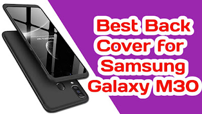 Best Back Cover for Samsung Galaxy M30