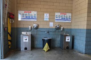Costa Rica Pricesmart hand washing
