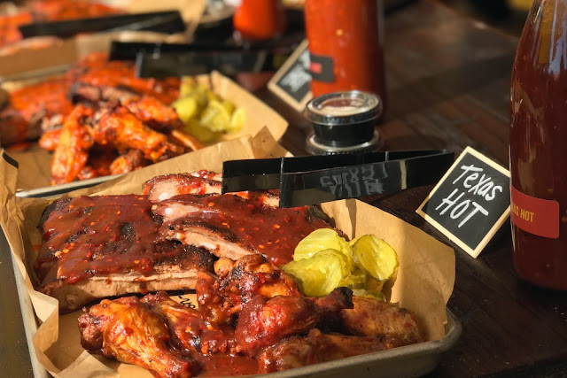 To kick-off football season, guests can elevate their tailgate with a variety of bold new flavors for their ribs or wings.