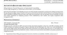 Resume Samples Reconciliation Clerk Resume