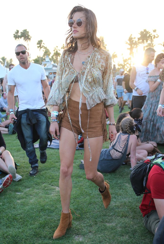 Model Style at Coachella 2016: Karlie Kloss, Taylor Hill & More