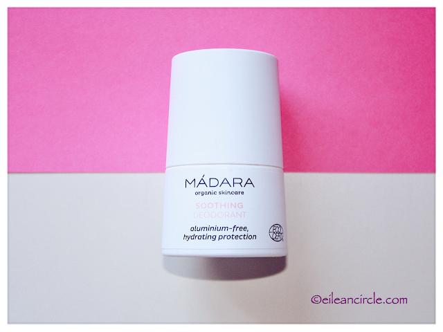 Deodorant, desodorante natural, sin toxicos, toxic free, cosmética natural, MÁDARA