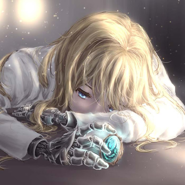 Violet Evergarden №3 Wallpaper Engine