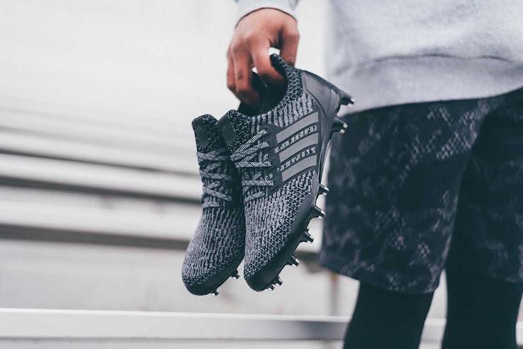 e9c4974b6 Triple Black Adidas Ultra Boost Cleat Revealed - Footy Headlines