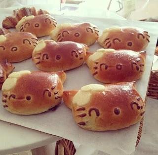 Gambar Roti Hello Kitty 8