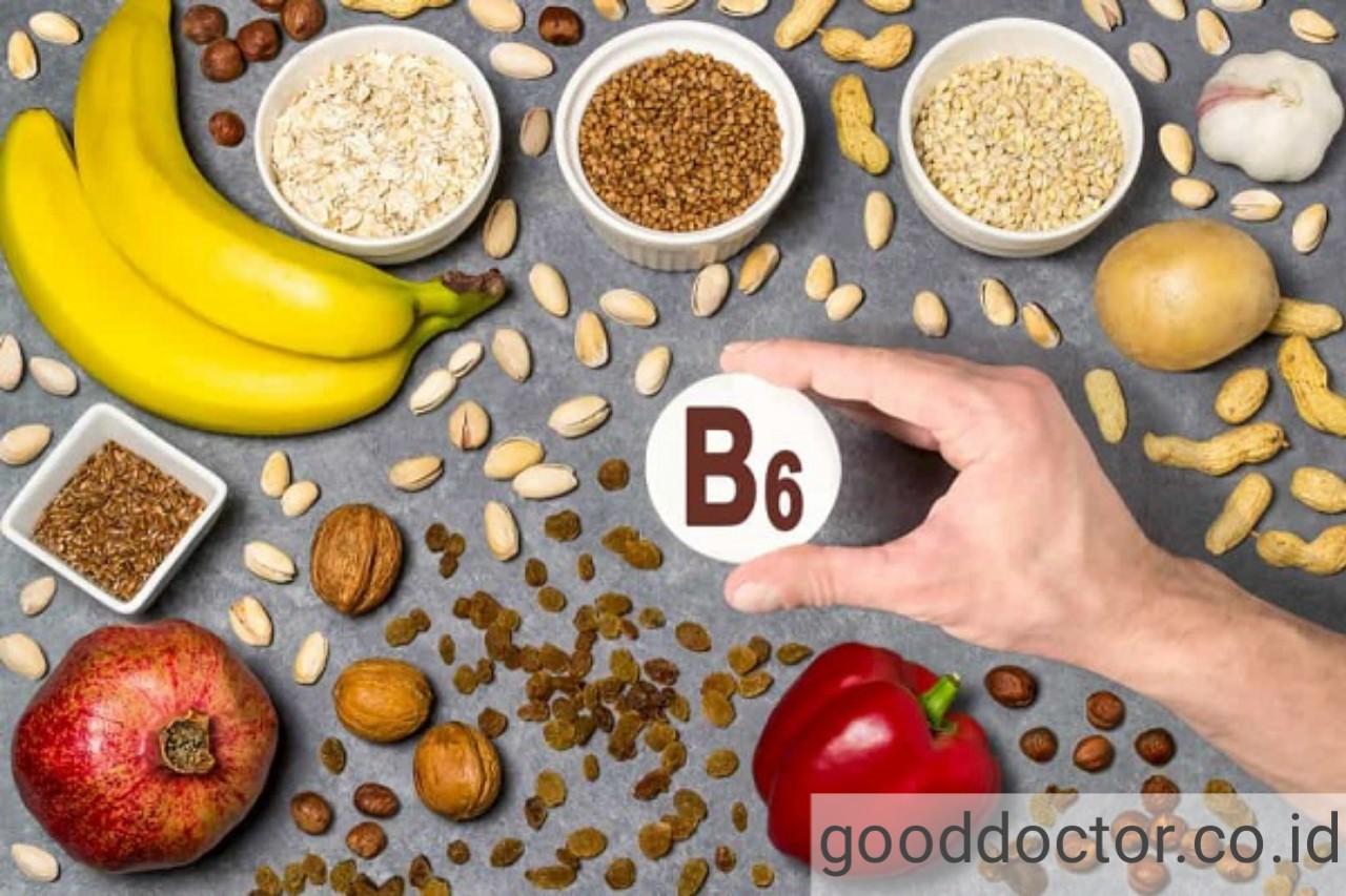 Manfaat Konsumsi Vitamin B6, Dosis Dan Efek Samping