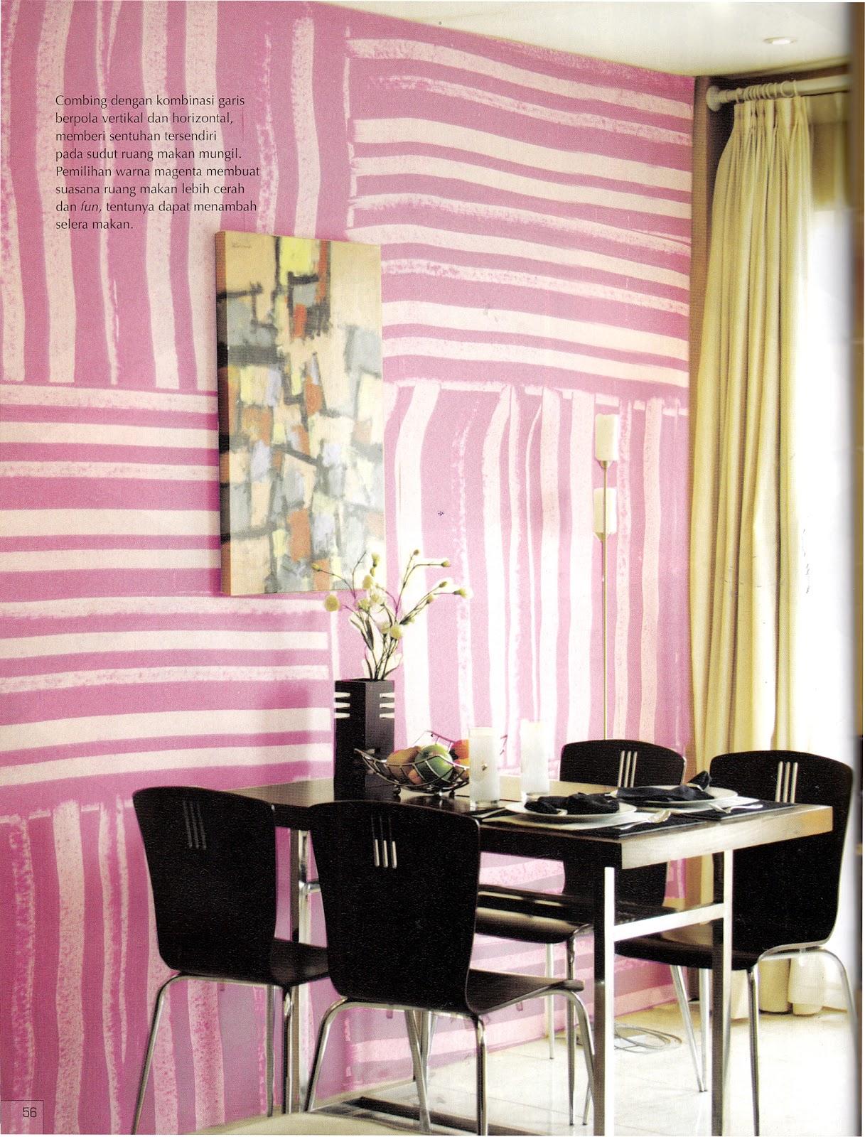 Cat Ruangan Amazing Luxury Home Design