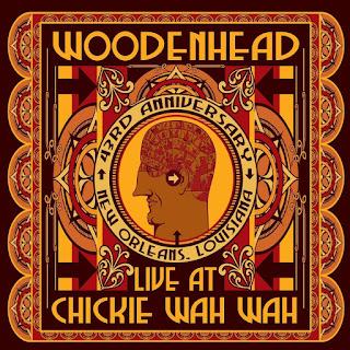 Woodenhead - 2019 - Live At Chickie Wah Wah
