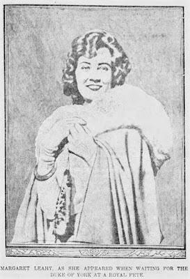 Margaret Leahy 1924