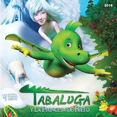 Tabaluga y la princesa de hielo - [2018]