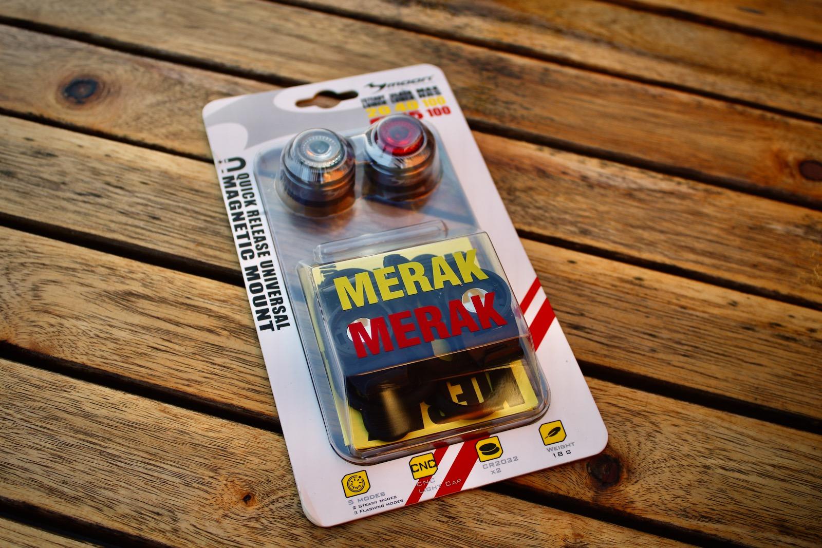 Moon Sport Merak Light Set