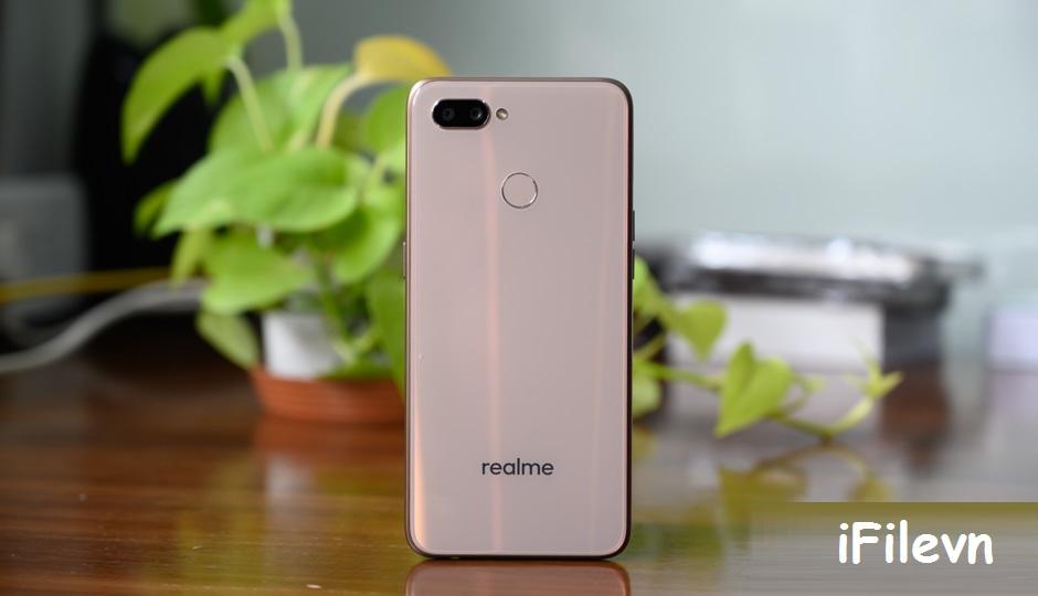 Realme U1 Custom Rom