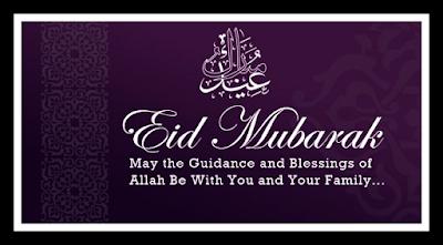 Eid Mubarak status In English