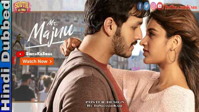 Mr. Majnu Hindi Dubbed Full Movie Download - Mr. Majnu 2020 movie in Hindi Dubbed new movie watch movie online website Download