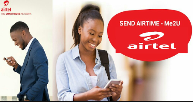 How To Transfer Airtime (Credit) On Airtel