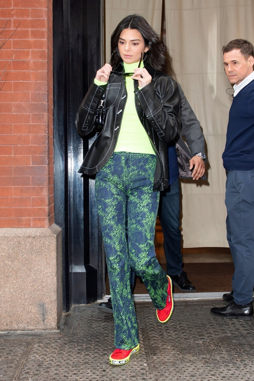 Kendall Jenner - out and about in New York - 02/08/2019