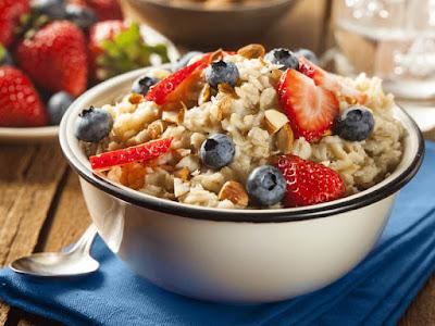 oatmeal menu sehat sarapan pagi