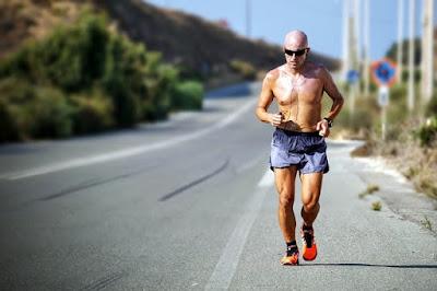 Running for burn calories