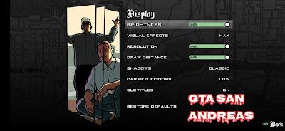 تحميل لعبة GTA San Andreas الأصلية و كاملة مع حل جميع المشاكل