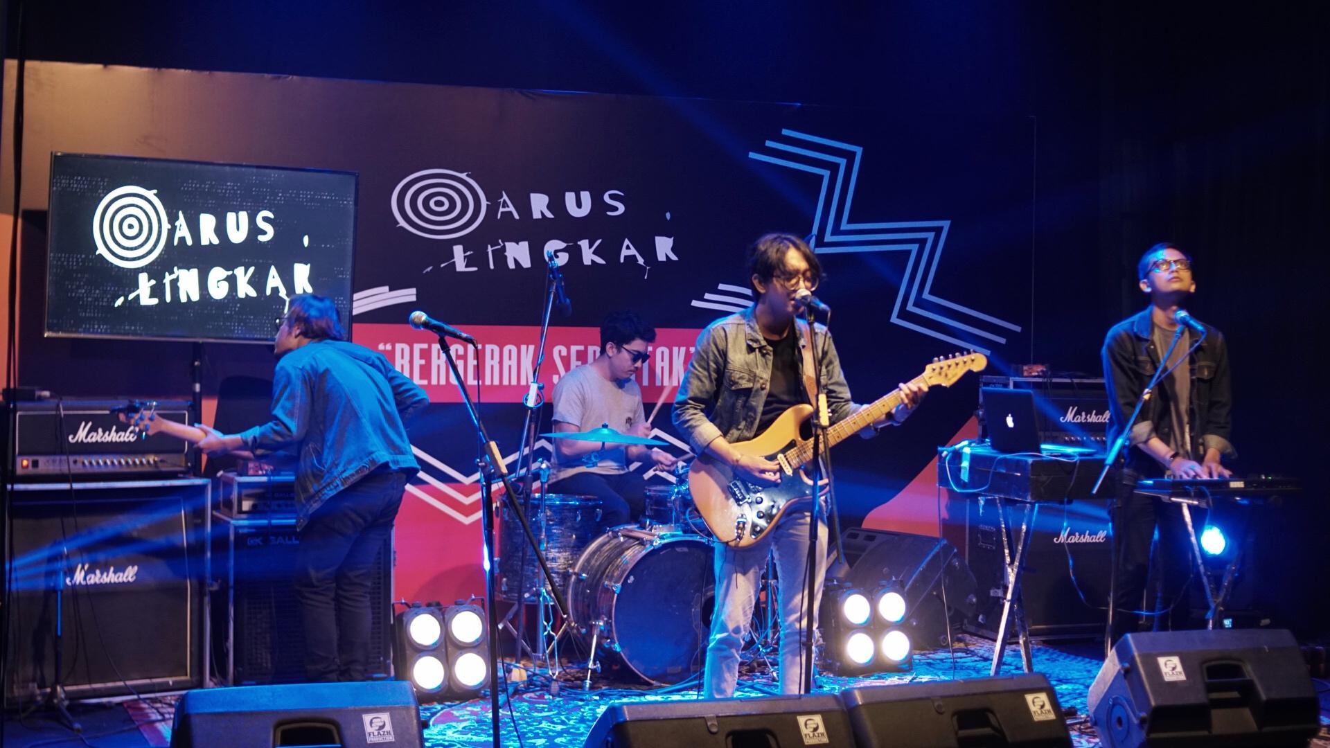Diandras Live di Arus Lingkar