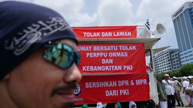 Ketahuilah !! Perppu Ormas Untuk Larang Semua Kelompok anti Pancasila, Termasuk PKI dan HTI