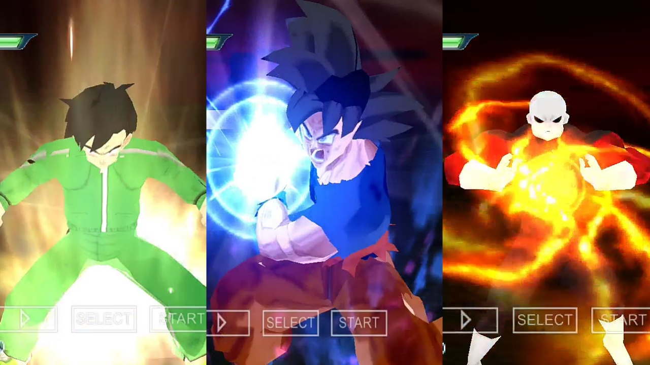 Goku Ultra Instinct Vs Jiren