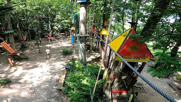 Park Linowy GIBON