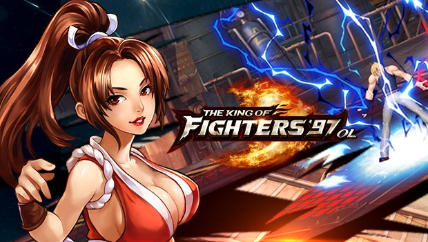 The King Of Fighters '97 Mod Apk - Andro Ricky