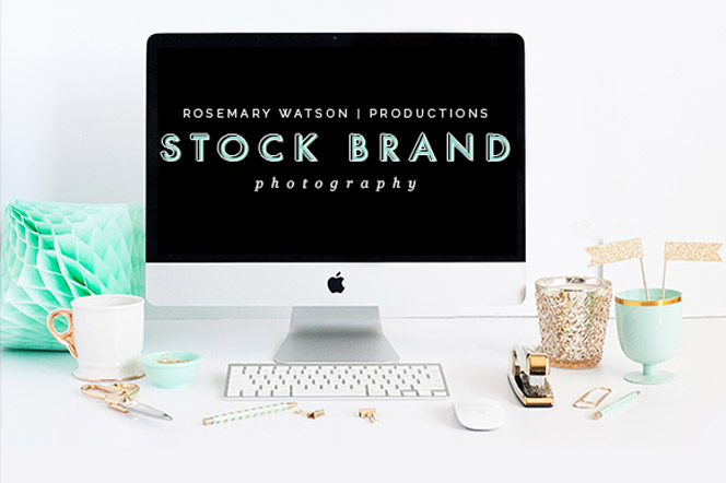 Mavis Styled Stock Brand Desktop - RW | Productions