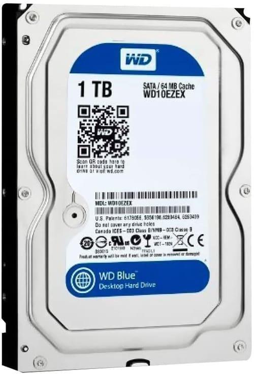 Western Digital 1TB WD Blue PC Hard Drive