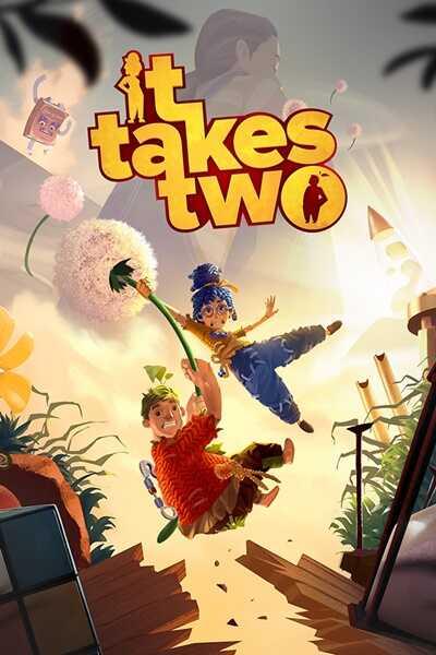 โหลดเกมส์ [Pc] It Takes Two