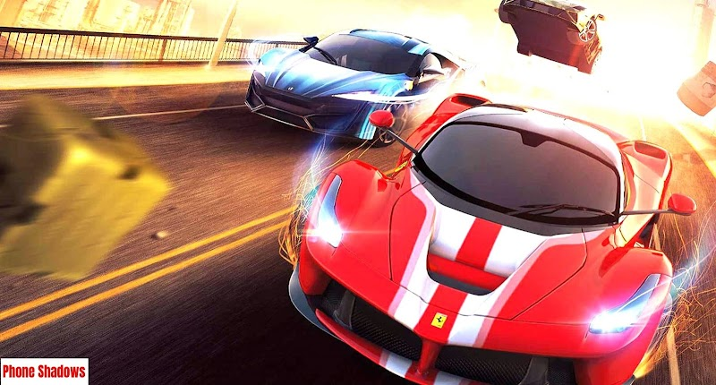 The best racing games for Android : top 9 racing games