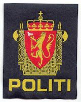 Politi-emblem Norge Fri bruk