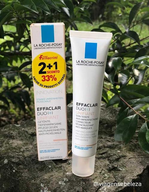 Effaclar Duo (+), da La Roche-Posay