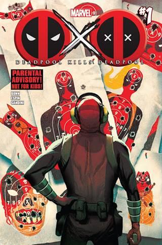 Deadpool mató al universo Marvel