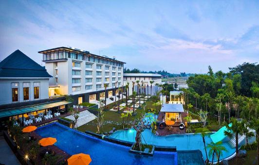 hotel terbaik di malang