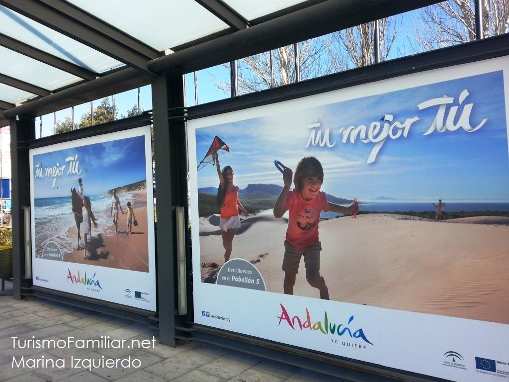 Turismo Idiomático Aprender Viajando: TURISMO FAMILIAR ;) @marina_izqdo: Recordando FITUR