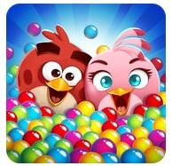 Angry Birds POP Bubble Shooter V2.24.0 Apk MOD (Lots of Money)