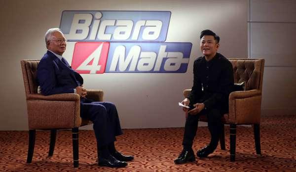 [Video] Bicara 4 Mata bersama Perdana Menteri