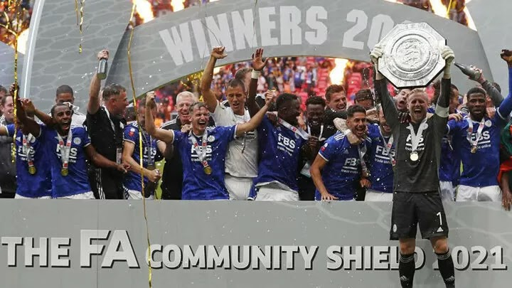 Leicester win the Community Shield on Grealish's Man City debut