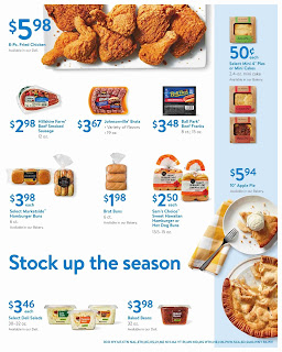 Walmart Weekly Ad April 27 - May 13, 2018