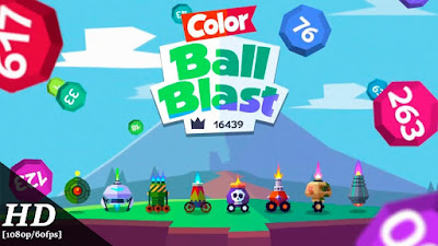 Ball Blast Mod (Unlimited Money + No Ads) Apk For Android
