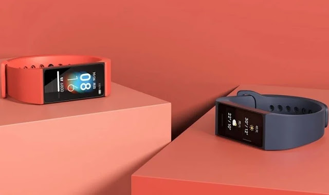 Redmi Smart Band to launch in India on September 8