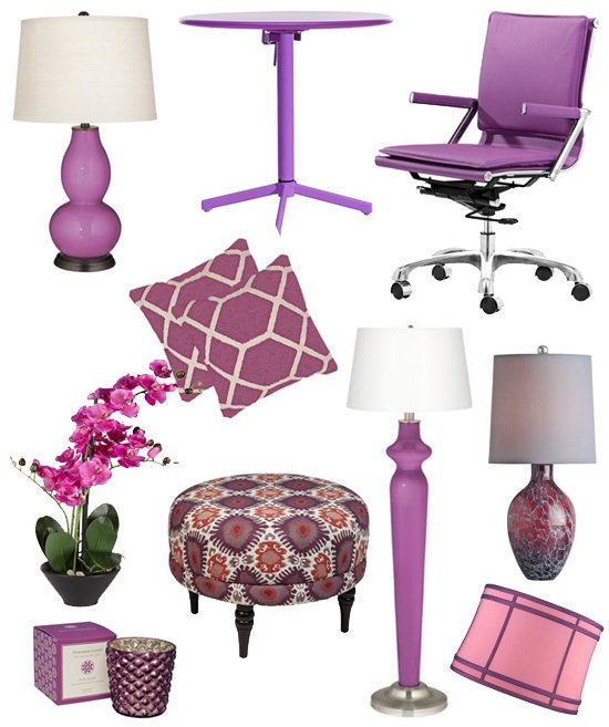 Radiant Orchid Home Decor: HISTORIES OF THINGS TO COME
