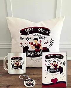 पति के लिए सबसे अच्छा रोमांटिक उपहार