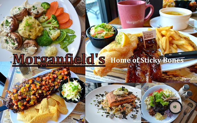 Morganfield's Home of Sticky Bones - Ayala Malls The 30th Pasig City