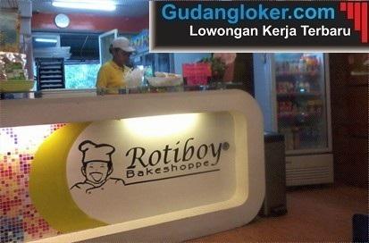 Lowongan Kerja Rotiboy Bakeshoppe Indonesia
