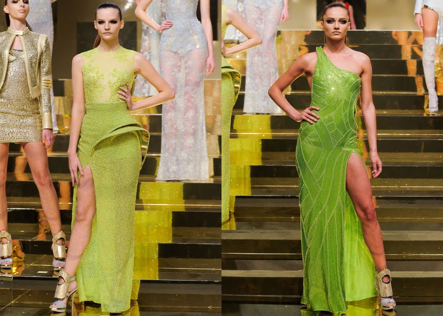 Runway Report Paris Haute Couture Fashion Week